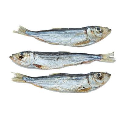 Dried Baltic Herring Whole