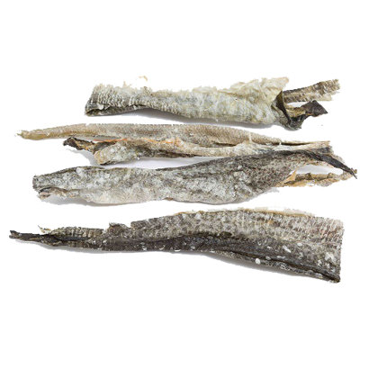 Dried Cod Skin Whole