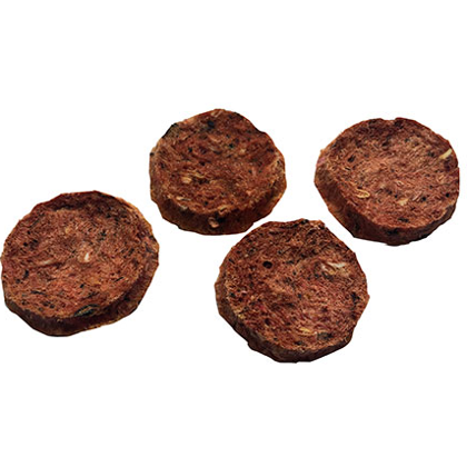 Dried Cod meat Round Superfood with Cranberry
