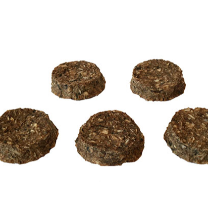 Dried Herring meat Round Superfood