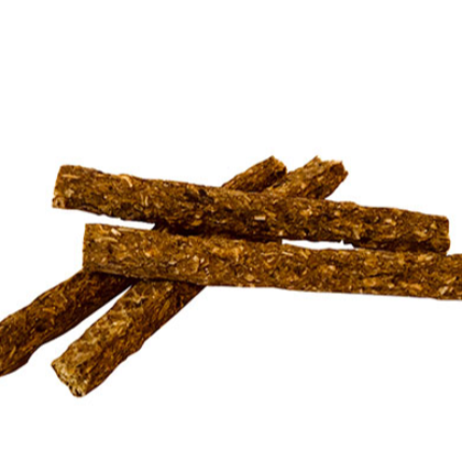 Dried Cod meat Sticks with Pumpkin